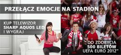 sharp euro 2012