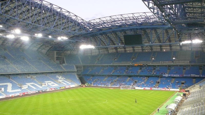 Stadion Miejski Poznań Stadion Lecha Stadion Na Euro 2012